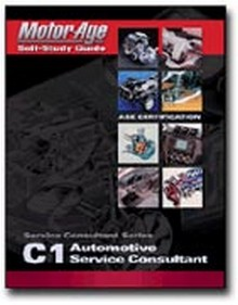 Ase Study Guide Automobile Service Consultant Test C1