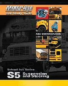 ASE Study Guide - Suspension & Steering (Test S5)