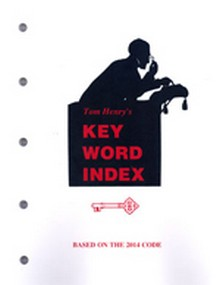 Key Word Index to the 2014 NEC