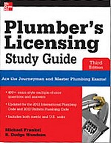 Plumber Licensing Study Guide<br/> 3rd Edition