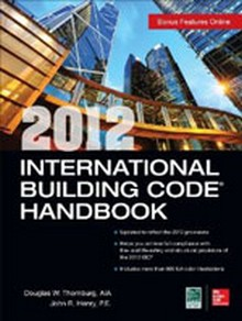 International Building Code Handbook, 2012