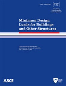 ASCE/SEI 7-10 - Minimum Design Loads for Buildings and Other Structures, 3rd Printing
