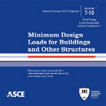 ASCE 7-10 - Minimum Design Loads for Buildings and Other Structures, ASCE/SEI 2010 - CD-Rom