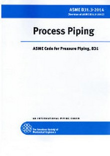 2014 B31.3 Process Piping