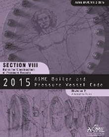 2015 BPVC Section VIII-Rules for Construction of Pressure Vessels Division 2-Alternative Rules