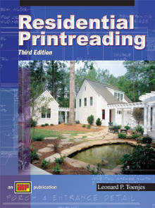 Residential Printreading, 3rd Edition