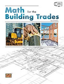 Math for the Building Trades, 2nd Edition