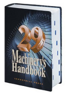Machinery's Handbook, 29th Edition Large Print