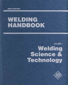 AWS - Welding Handbook Volume 1 - Welding Science & Technology (WHB-1.9)
