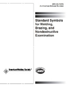 AWS A2.4 2012 - Standard Symbols for Welding, Brazing, and Nondestructive Examination