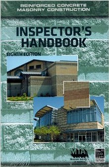 Reinforced Concrete Masonry Construction Inspectors Handbook, 8th Edition