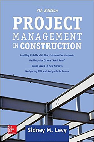 Project Management in Construction, 7th Edition