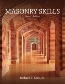 Masonry Skills, 7th Edition