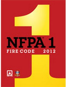 NFPA 1 - Fire Code, 2012 Edition