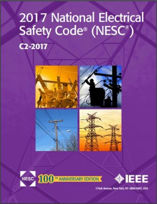 National Electrical Safety Code Spiral C2-2017