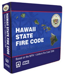 Hawaii State Fire Code