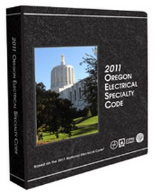 2011 Oregon Electrical Specialty Code