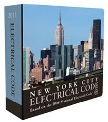 2011 New York City Electrical Code
