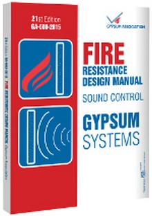 GA-600-15: Gypsum Fire Resistance Design Manual, 2015 Edition