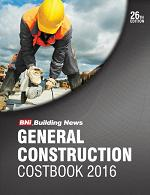 BNI General Construction Costbook 2016