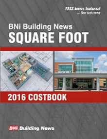BNI Square Foot Costbook 2016