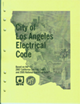 2017 City of Los Angeles Electrical Code Amendment