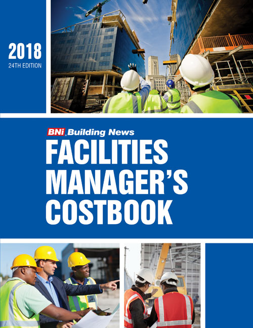 BNI Facilities Managers Costbook 2018