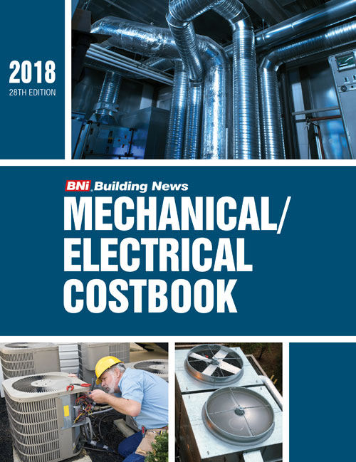 BNI Mechanical / Electrical Costbook 2018