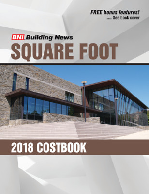 BNI Square Foot Costbook 2018