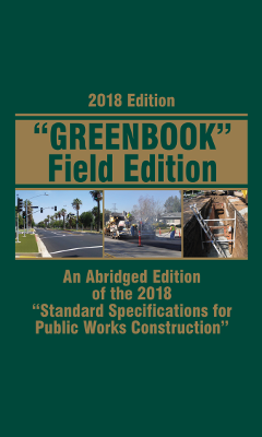 2018 Greenbook - Field Edition