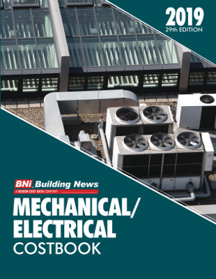 BNI Mechanical / Electrical Costbook 2019
