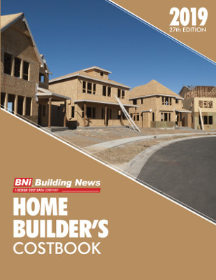BNI Home Builders Costbook 2019