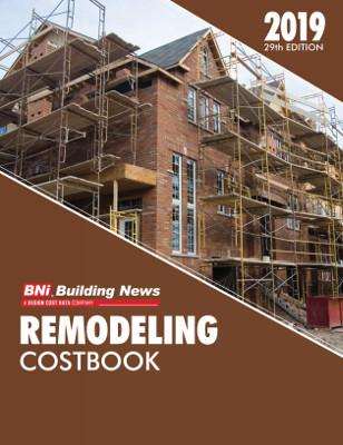 BNI Remodeling Costbook 2019