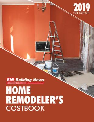 BNI Home Remodeler's Costbook 2019