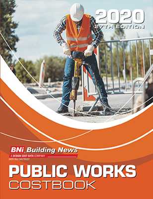 BNI Public Works Costbook 2020