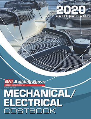 BNI Mechanical / Electrical Costbook 2020