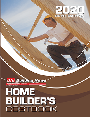 BNI Home Builders Costbook 2020