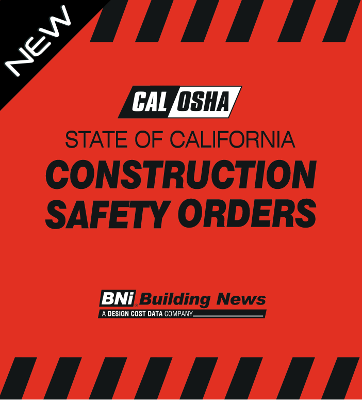 2020 CAL/OSHA Construction Safety Orders