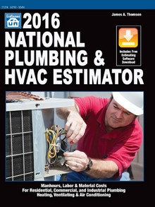 2016 National Plumbing & HVAC Estimator