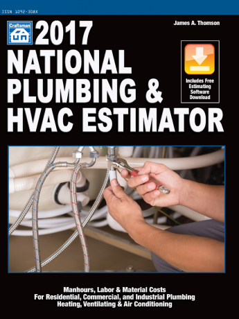 2017 National Plumbing & HVAC Estimator