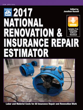 2017 National Renovation & Insurance Repair Estimator