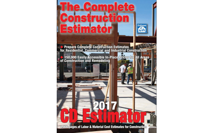 craftsman estimating titles construction book express