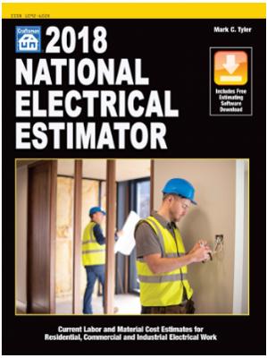 2018 National Electrical Estimator