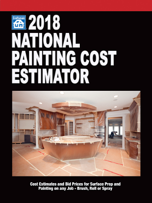 2018 National Painting Cost Estimator