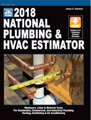 2018 National Plumbing & HVAC Estimator