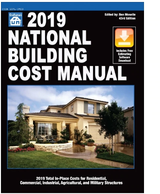 2019 National Building Cost Manual