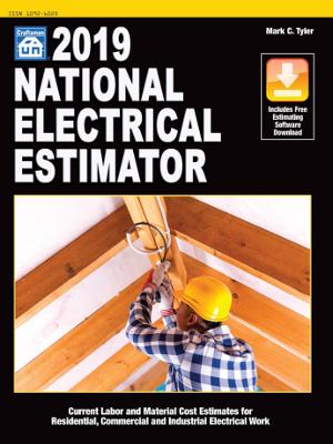 2019 National Electrical Estimator