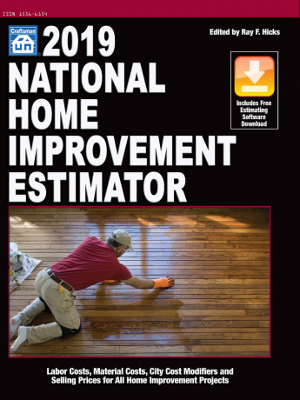 2019 National Home Improvement Estimator