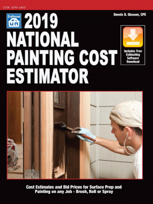 2019 National Painting Cost Estimator