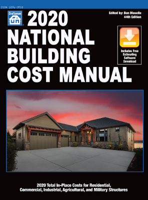 2020 National Building Cost Manual